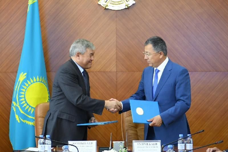 «Зеленые» технологии будут внедрять в Туркестанской области