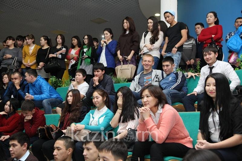 Форум АНК «Синергия молодежи» прошел в Астане
