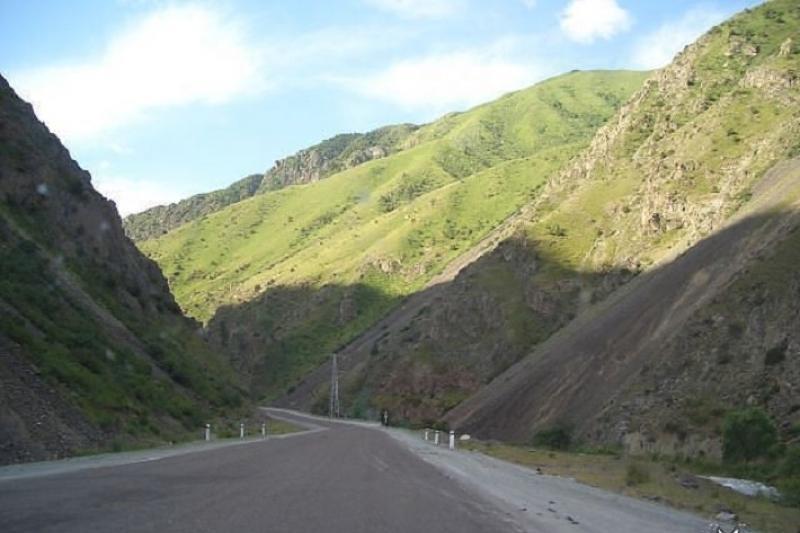 Дорогу через перевал Куюк отремонтируют до октября