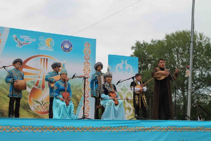 В Павлодаре отметили День домбры