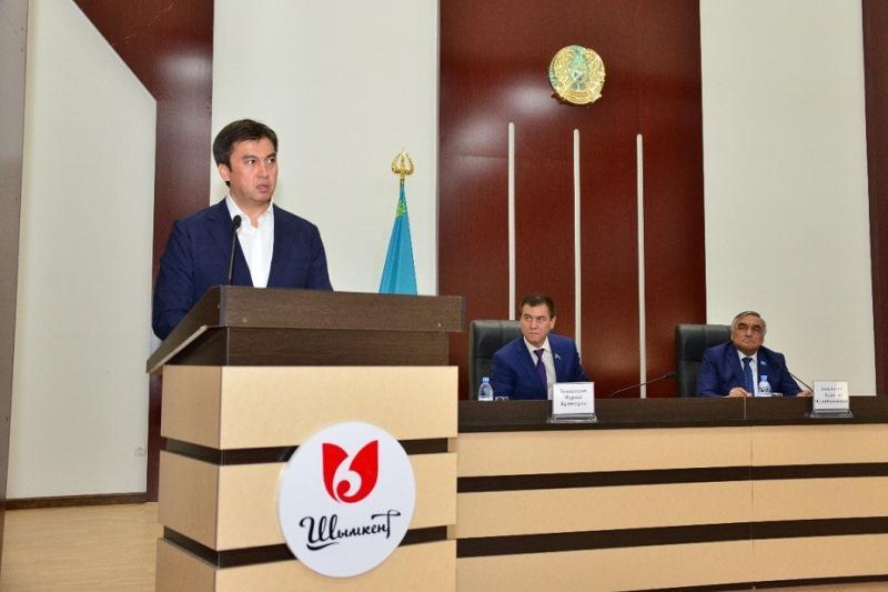 Новые управления создадут в Шымкенте