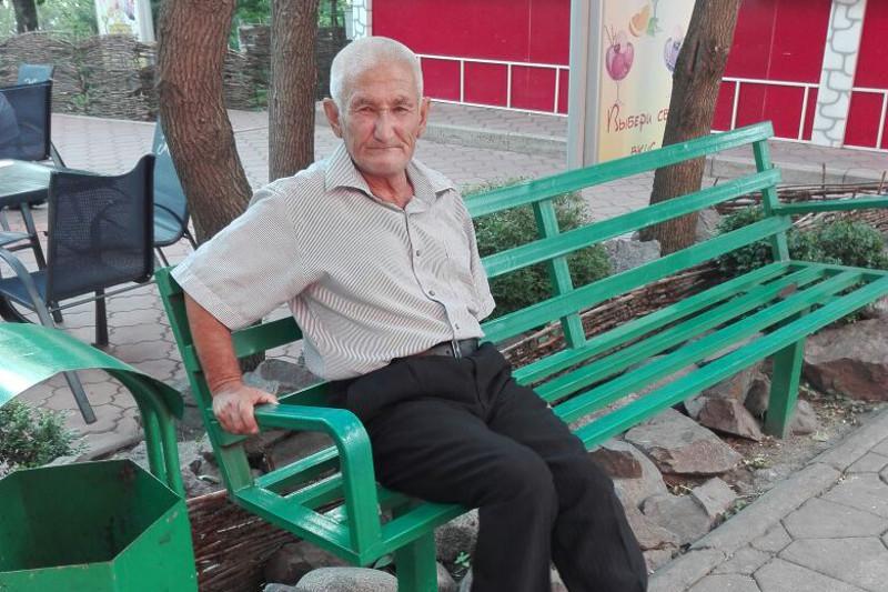 Алматыға қыдырып келген өзбекстандық қария жоғалып кетті