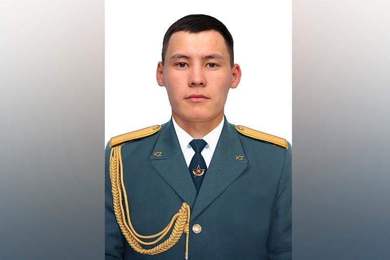 Военнослужащий предотвратил побег заключённого в Шымкенте