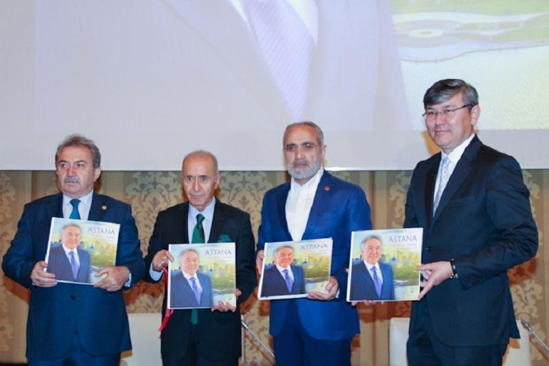 Ankara hosts international conference dedicated to Kazakh capital