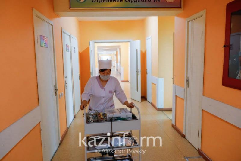 Новые поликлиники появятся в Акмолинской области
