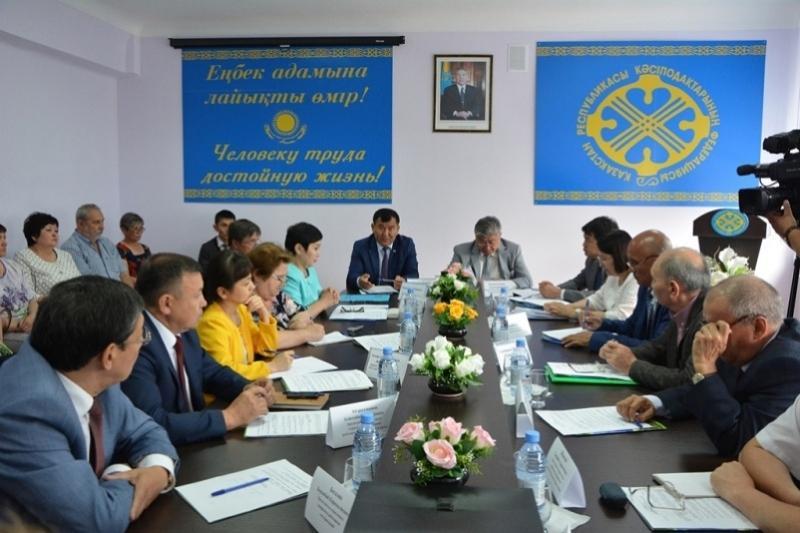 Центр примирения по трудовым спорам открыли в Кокшетау