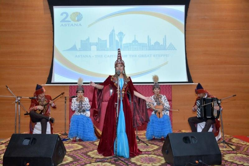 Astana's 20th anniversary celebrations held in New Delhi