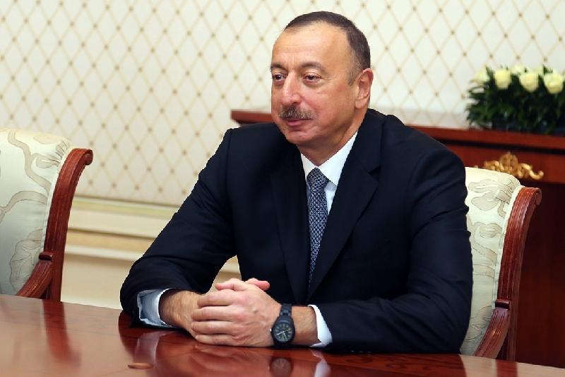 Astana is a bright example of modern city: Ilham Aliyev