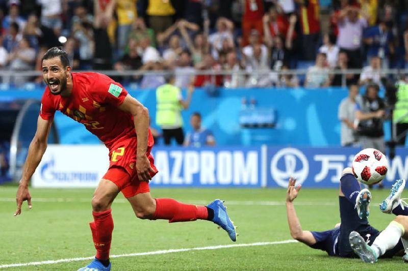 Футбол: Бұрын Бельгия Бразилияны 5:1 есебімен жеңген
