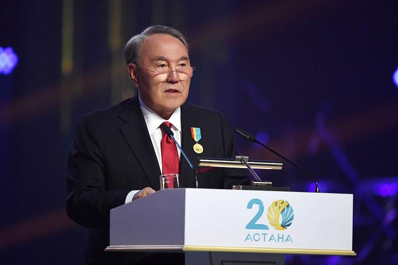 President Nazarbayev attending gala concert timed to Astana's 20th anniversary