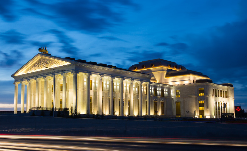 Astana Opera House staff deeply shocked by tragedy in Arys