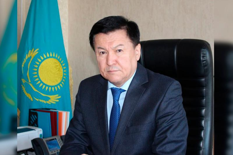 Назначен новый руководитель ДГД Туркестанской области