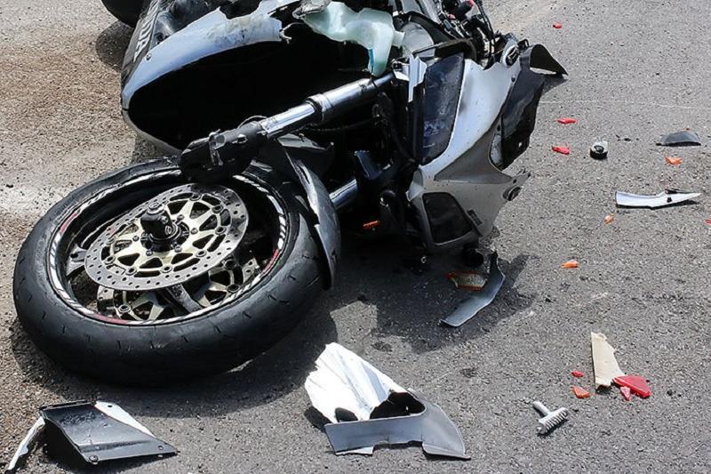 Қостанайдағы жол апаты: мотоциклші мерт болды