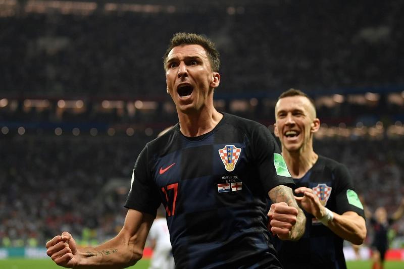 Хорватия впервые в истории вышла в финал ЧМ