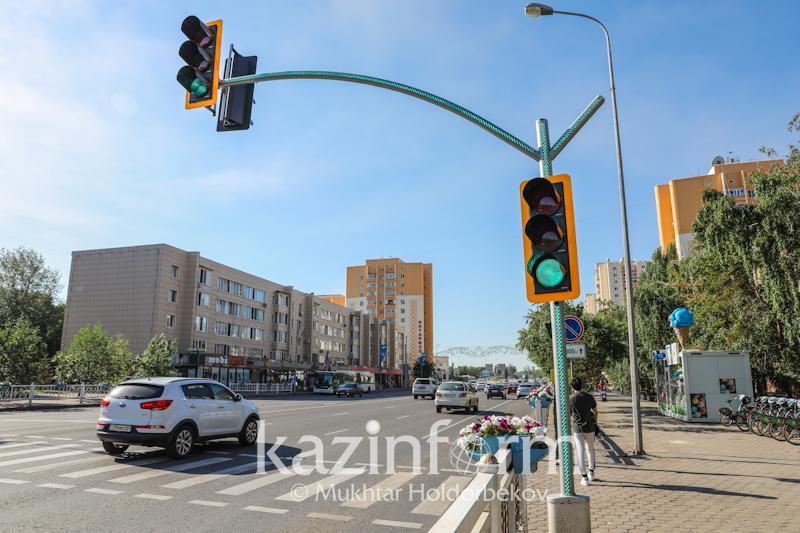 В Алматы светофоры будут адаптироваться под ситуации на дорогах
