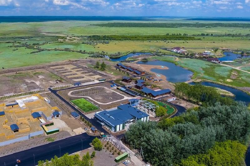 Уникальная на территории  СНГ зона отдыха открылась в Акмолинской области