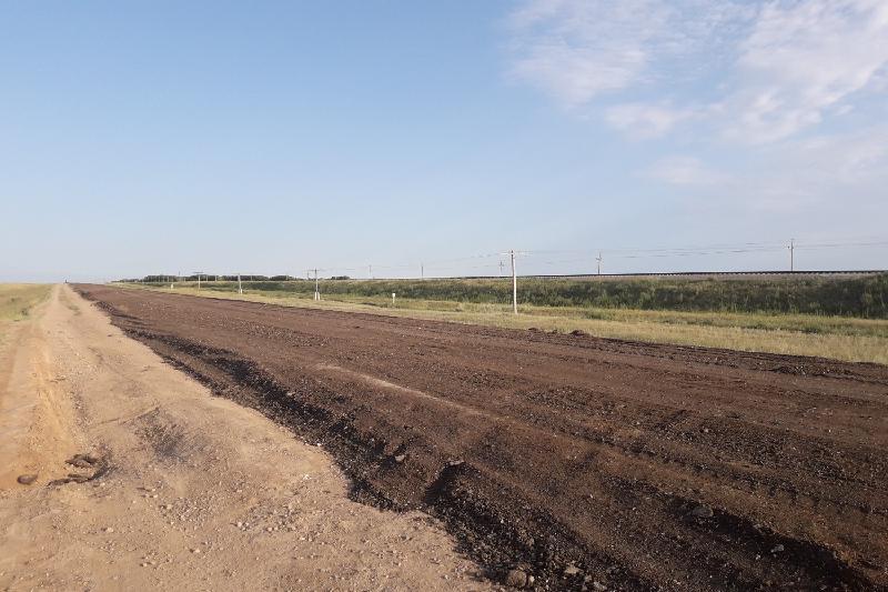 Автодорогу республиканского значения отремонтируют в Акмолинской области