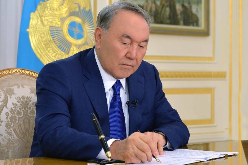 Nursultan Nazarbaev Zámzágúl Sháripovanyń jaqyndaryna kóńil aıtty