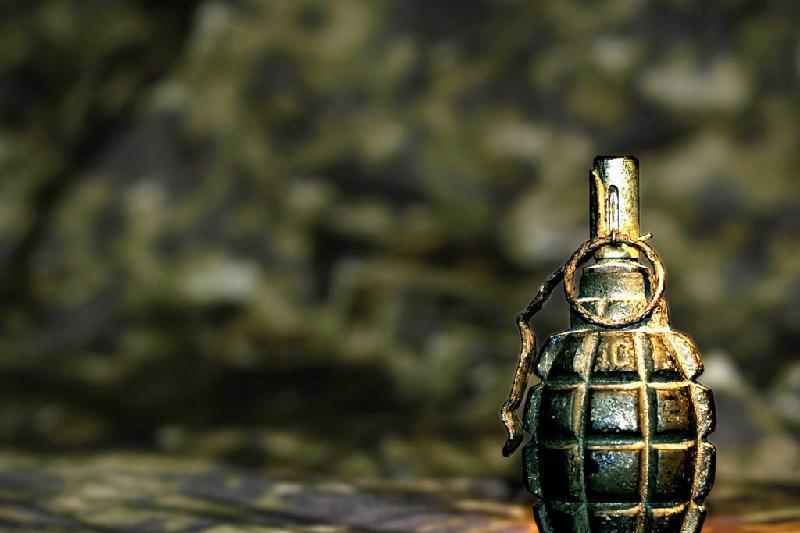 Гранату нашел во дворе житель Атырау