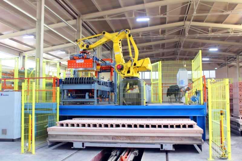 Завод в Акмолинской области планирует выпускать до 30 млн кирпичей в год