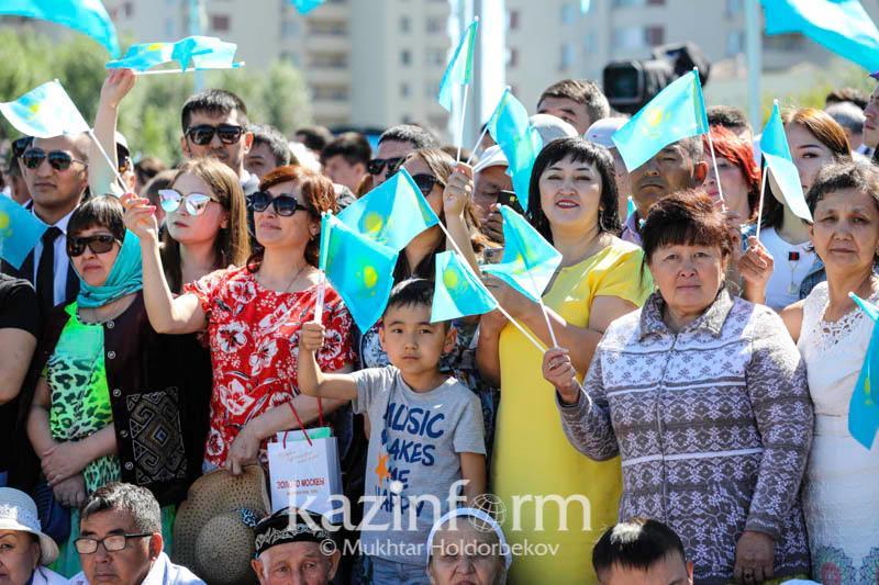 2019年2月哈萨克斯坦人口总数达1841万人
