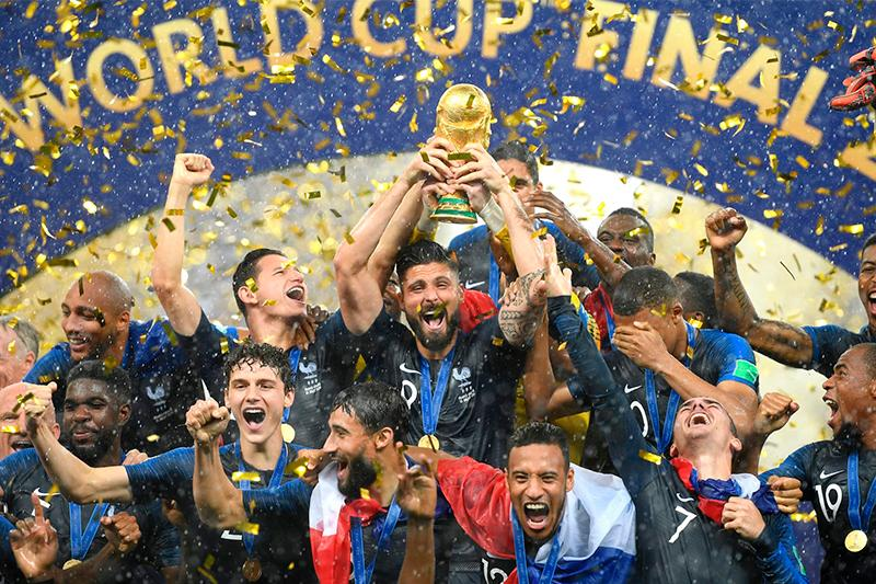 Футболдан әлем чемпионы болған Франция қанша сыйақы алады