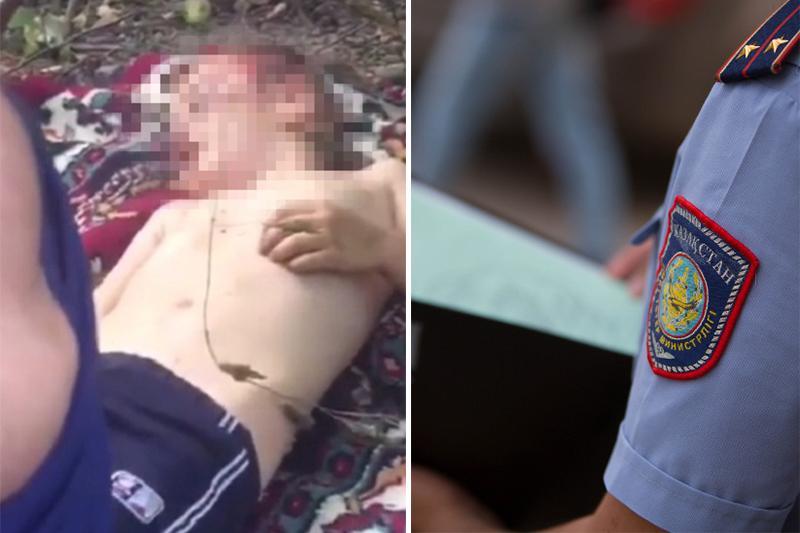 Алматы полициясы 4 жастағы баланы көлігімен қағып, тал түбіне тастап кеткендерді іздестіруде