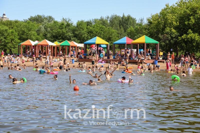 На каких водоемах Алматы разрешено купаться