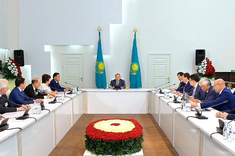 It is necessary to use all reserves for SMEs devpt: Nazarbayev