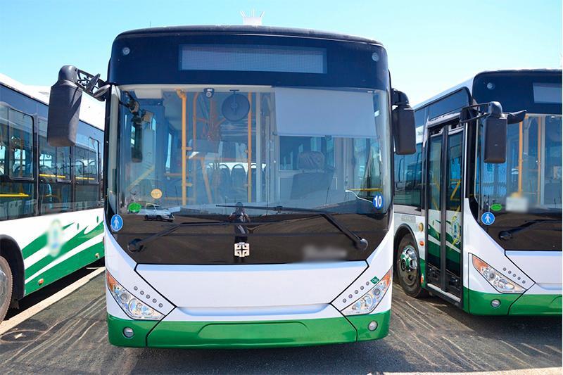 300 новых автобусов выйдут на улицы Атырау