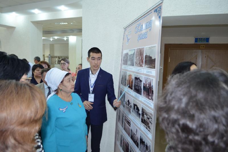 Передвижная фотовыставка отправилась по районам Акмолинской области
