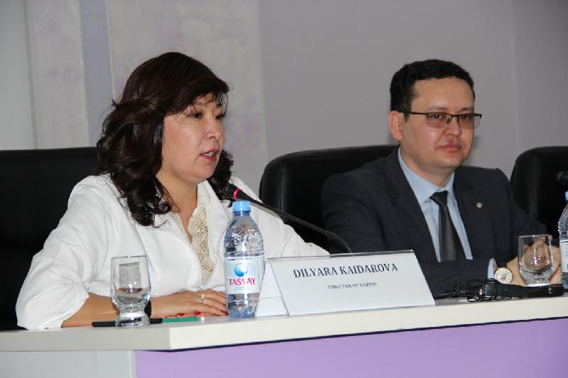 Artificial intelligence in oncology tested in Almaty