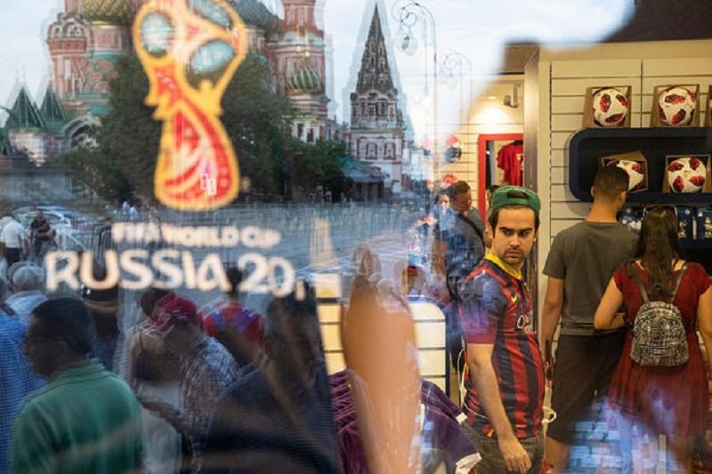 世界杯期间哈萨克斯坦球迷共在俄消费15亿坚戈