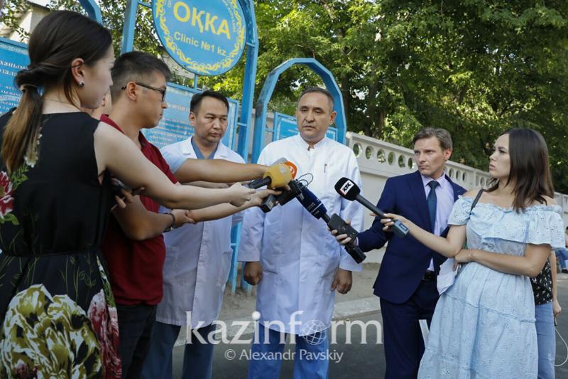 Денис Тен скончался в больнице от потери крови - горздрав Алматы