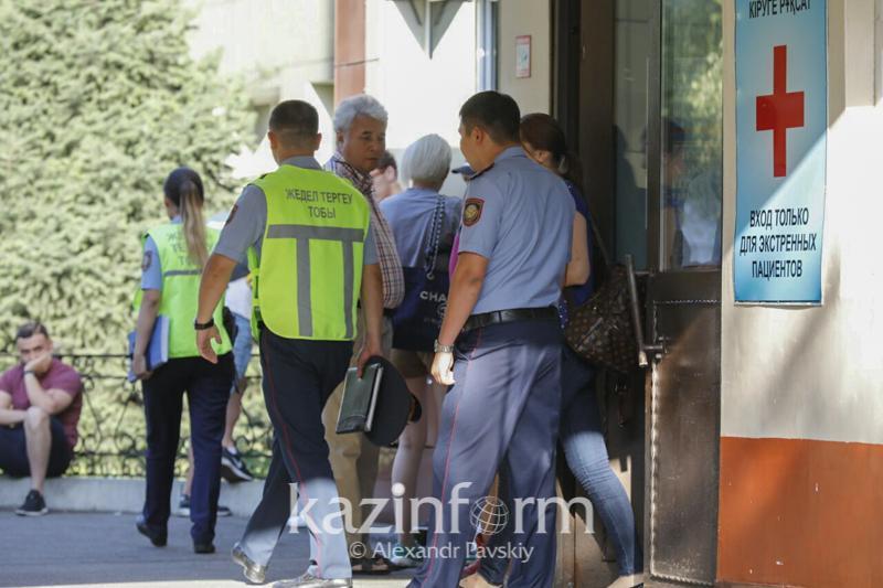 Алматы полициясы Денис Тенді өлтіргендер туралы ақпарат бергендерге сыйақы тағайындады