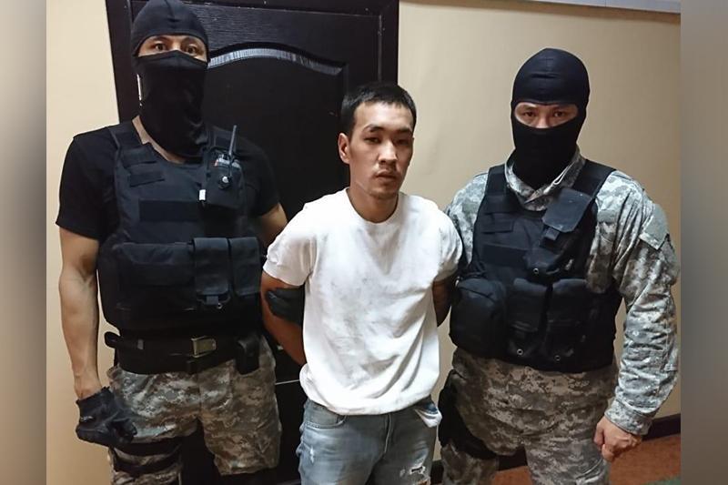 Второго подозреваемого в убийстве Дениса Тена задержали в Алматы