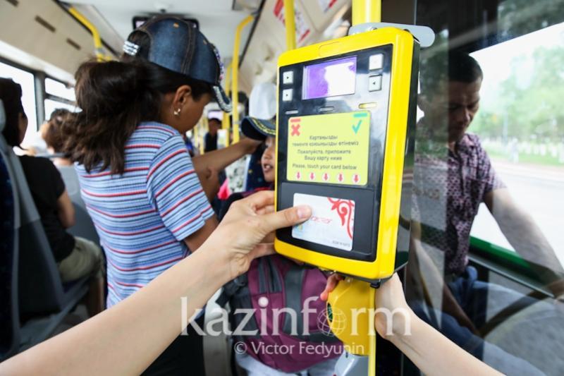 Как проходит первый день с новым тарифом в автобусах Астаны