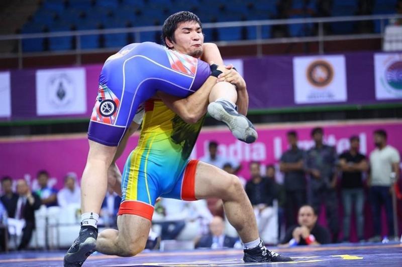 Қазақстандық балуандар Азия чемпионатында 16 медаль жеңіп алды