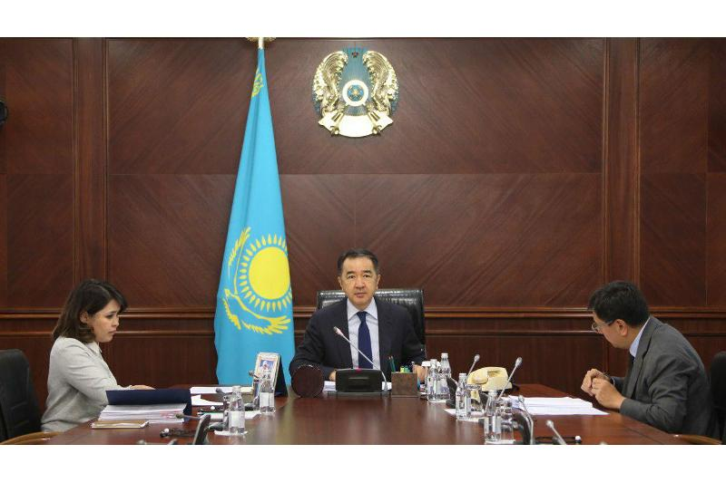 Kostanay, Pavlodar and N Kazakhstan development issues debated