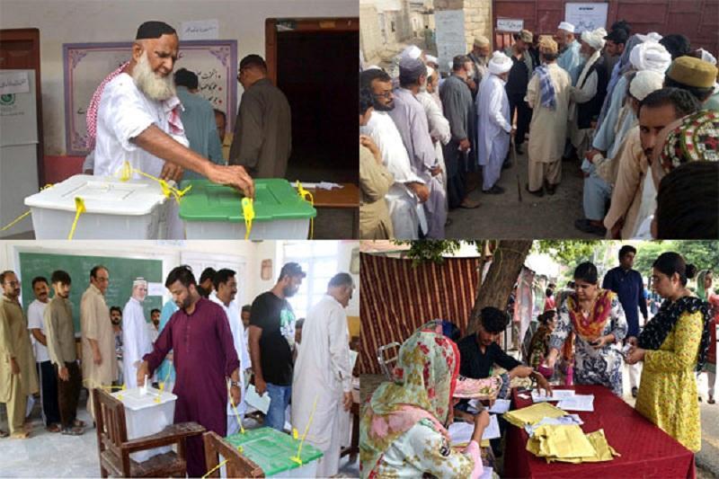 В Пакистане проходят парламентские выборы
