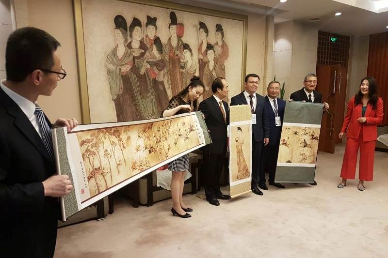 Қазақстан-Қытай ынтымақтастығына қосқан Ұлттық музейдің үлесі