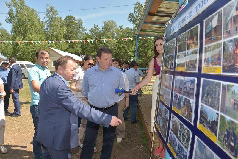 Парусный клуб открыли в Северном Казахстане