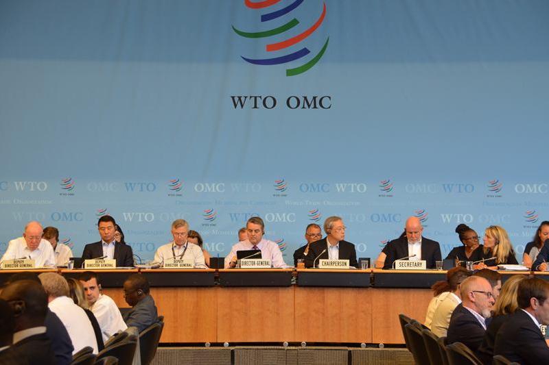 世界贸易组织部长级会议将于2020年在阿斯塔纳举行