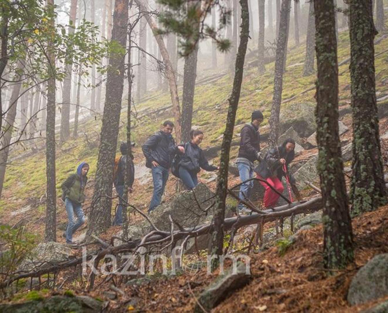Туристам дали рекомендации по отдыху в горах Бурабая