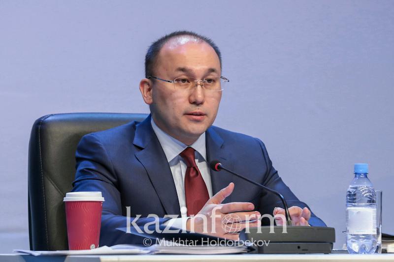 Даурен Абаев оценил значение Конвенции о правовом статусе Каспийского моря