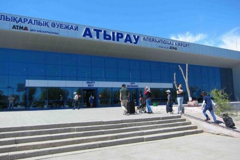 На 2,5 часа сократили задержку с  вылетом самолета «Атырау-Кутаиси»