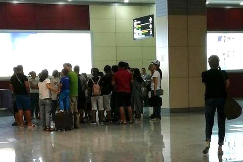 Более 140 человек сутки не могут вылететь из Актау в Анталию