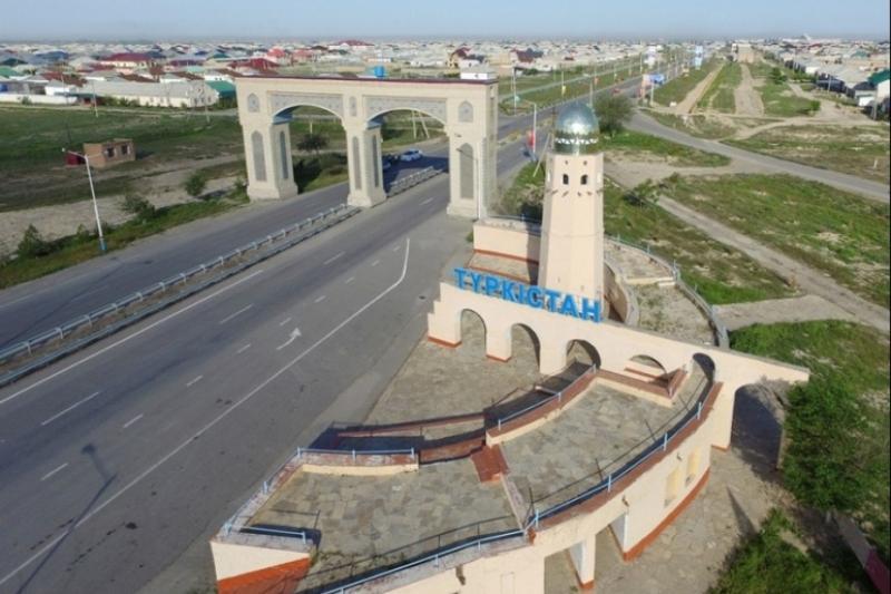 Вырос турпоток в Туркестан
