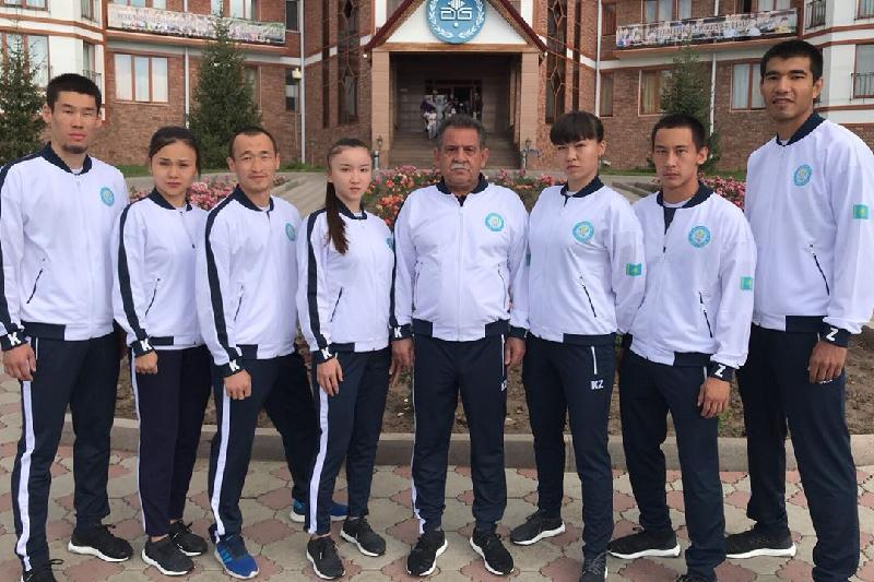 哈萨克斯坦8名跆拳道运动员将出征雅加达亚运会
