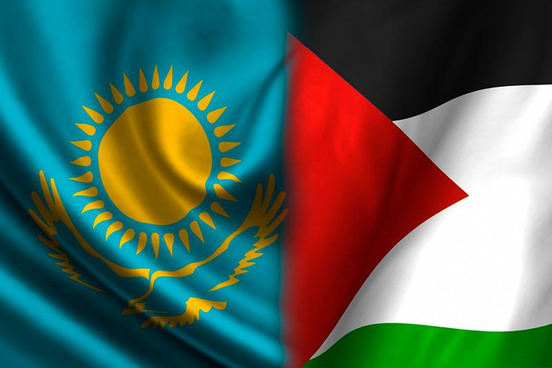 Kazakhstan, Palestine move into new era of cooperation